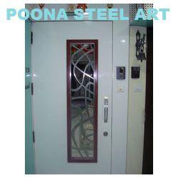 Door Safety Grills From Poona Steel Art Manufacturer Of