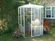 Patio Greenhouse