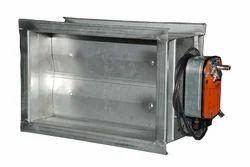 Gmamco llc from uae motorized fire smoke dampers for Motorized smoke fire damper