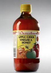 Apple Cider Vinegar & Honey - 500ml
