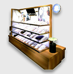 Optical Display Case