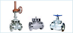 Cast Stainless Steel Gate, Globe & Check Valves