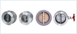 Wafer Duo Plate Check Valves