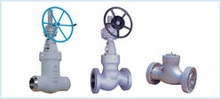 Pressure Seal Bonnet Gate, Globe & Check Valves