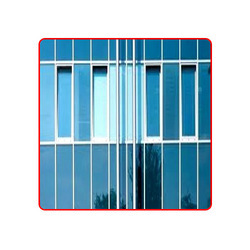 Unitised Curtain Walling