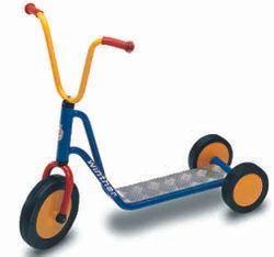 New 3 in 1 Push Scooter 3 Wheels Tri Slidder Toddler Kids Vehicle ...