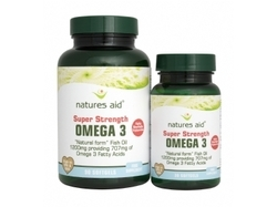 Super Strength Omega Capsules