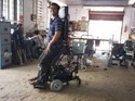 Battery Powered Standup Wheelchair