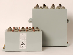 Power Capacitor Induction Heating