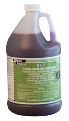 Hy-9  Cleans-Degreases-Deodorizes