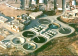 Cranston, Rhode Island Wastewater Treatment Plant