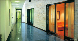 Steel Fire Doors And Walls