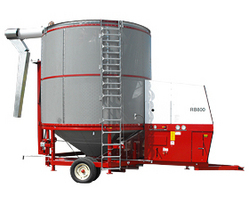 Grain Dryers/Recirculating Batch Dryers