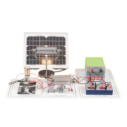 Electronics Embedded/Fuel Cell Trainer For Students