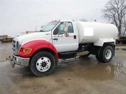 Ford F-750 Water Truck Water Trucks Distributor From Canada - Auto ...