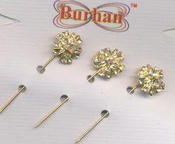 Gold Hijab Pins