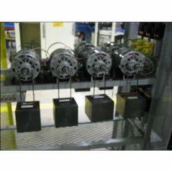 Induction Motor Testing