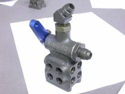 Barrel valve assembly