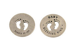 Baby Blessing Coin Pocket Token
