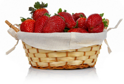 Iqf Organic Strawberries