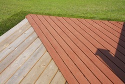 Cedar Deck Boards