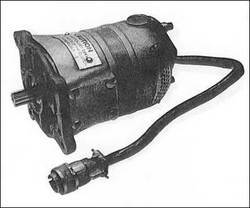 Motors-45 Hp & 24000 Rpm Air Cooled Motor