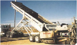 Quarter Frame End Dump Trailers