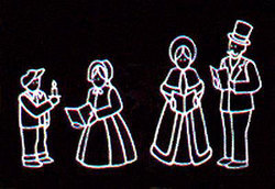 Outdoor Christmas Carolers Decorations http://www.hellotrade.com/outdoor-christmas-decorations/product.html
