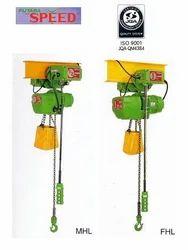 futaba speed electric chain hoist
