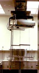 Pathology/Histology/Morgue Cadaver Hoist