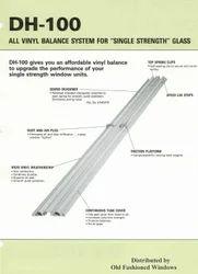 Window Jamb Liner Amp Jambliner Window Channel Balance