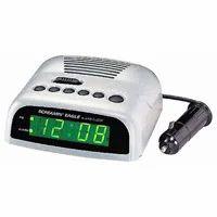 LED Alarm Car Clock