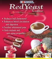 Edmark Red Yeast Coffee