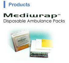 Disposable Ambulance Packs