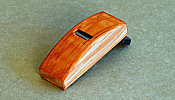 Micro-Compass Plane With Straight Blade