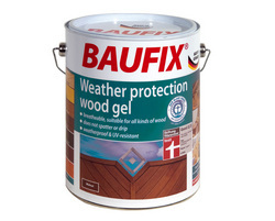 Weather Protection Wood Gel