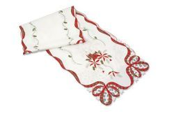 Table Runners-Hogmanay Runner