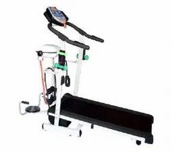 8-Way Foldable Motorized Treadmill