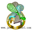 Jewelry 3D Models, Jewellery Cad Design Models
