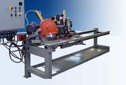 Series double cut off saws system from ged integrated for Ged integrated solutions