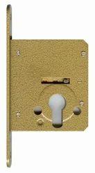 Inserted Door Lock