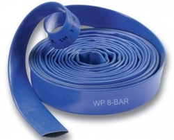 PVC Lay Flat Hose Heavy Duty 8 Bar