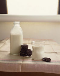 Fat Free Cookies 'N Cream Milk