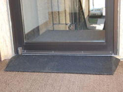 Threshold/Wheel Chair Ramp