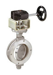 High Performance Valve / Wafer Type Butterfly Valve