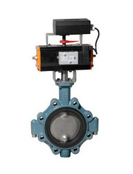 Resilient Seated Butterfly Valves / Lug Type Butterfly Valve