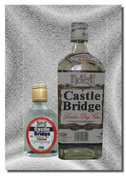 Castle Bridge London Dry Gin