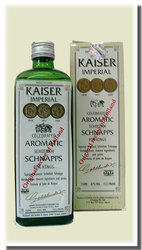 Kaiser Imperial Aromatic Schnapps