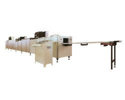 Chocolate Depositing-Moulding Plant