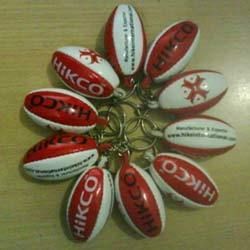 Rugby Key Rings